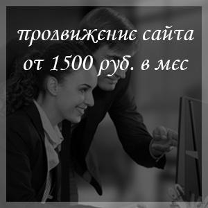 Продвижение сайтов в Аксае, Ростове-на-Дону и других городах Ростовской области всего от 1500 руб. в мес.
